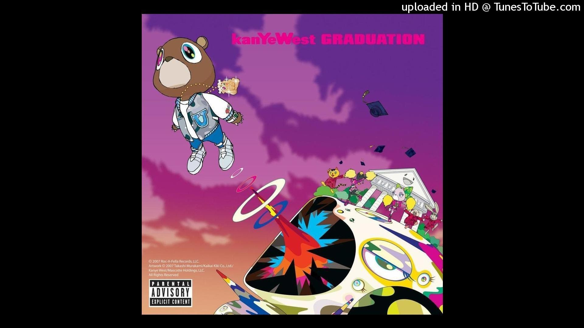 Kanye West Graduation Type Beat *SOLD*
