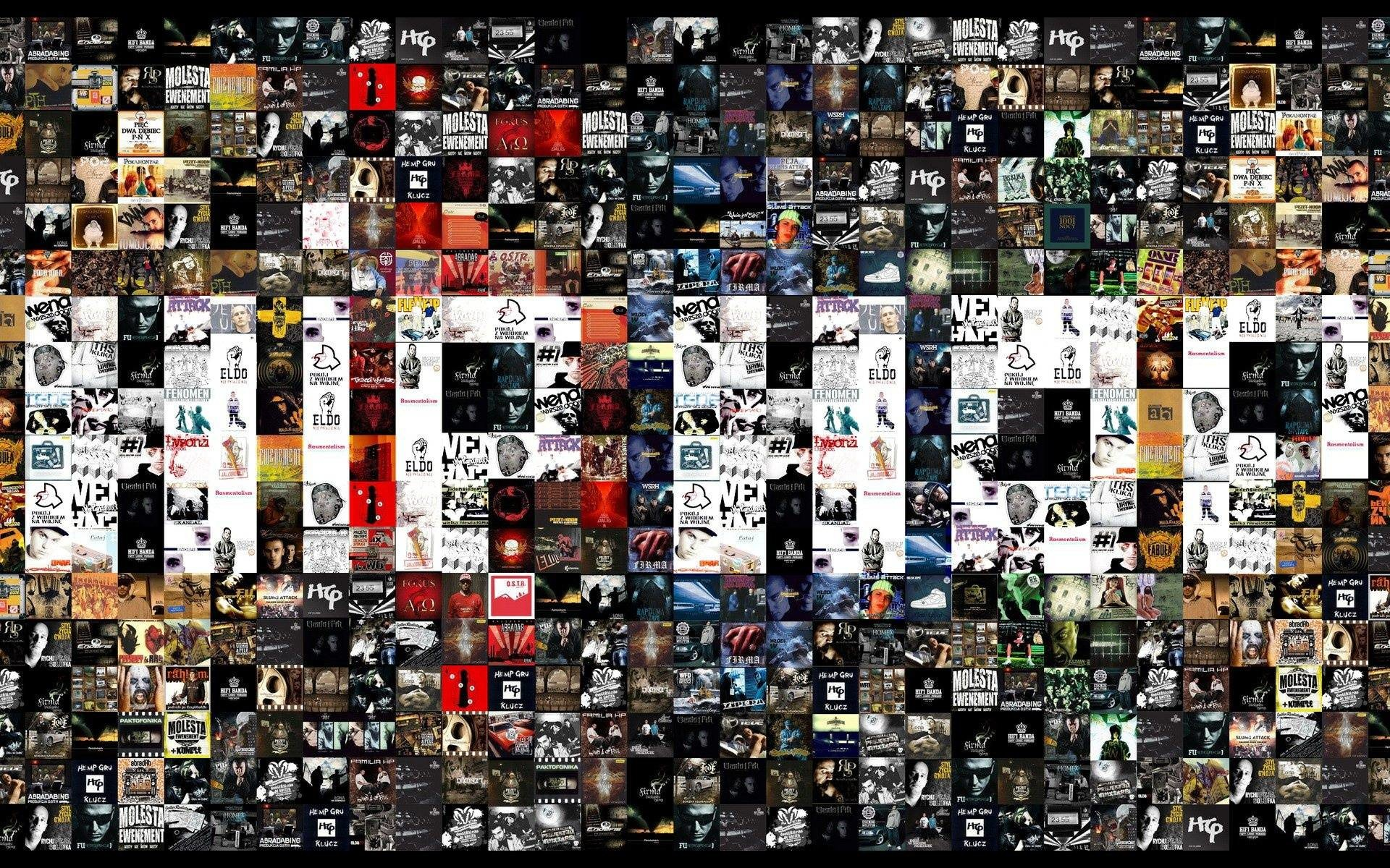 Wallpapers Album (35 Wallpapers)