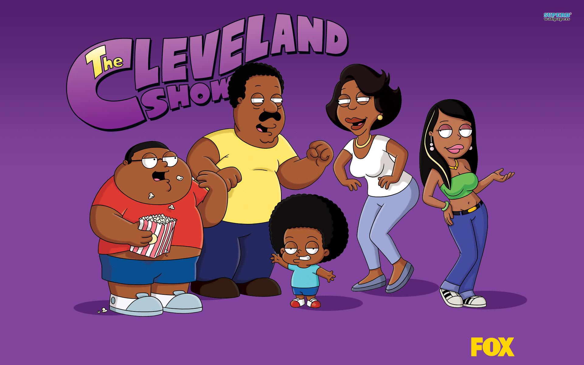 The Cleveland Show wallpaper – Cartoon wallpapers – #2969