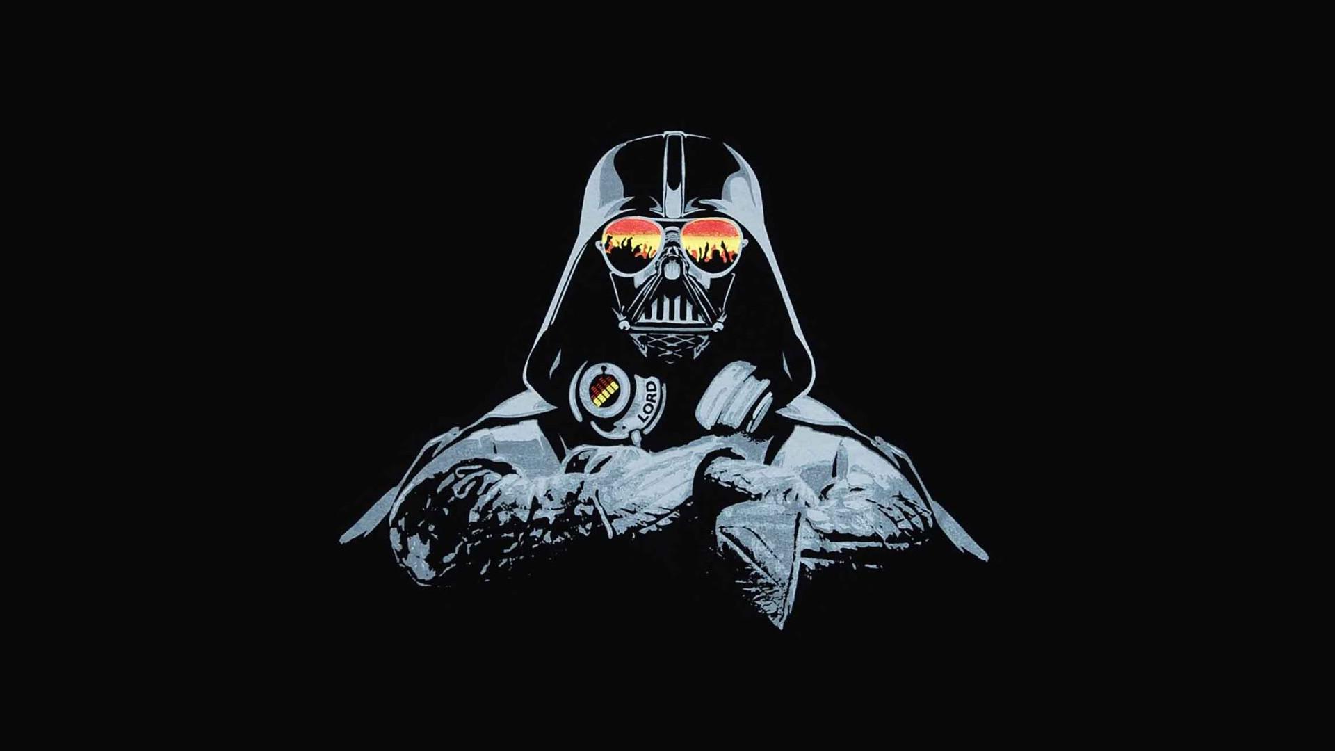 DJ Darth Vader