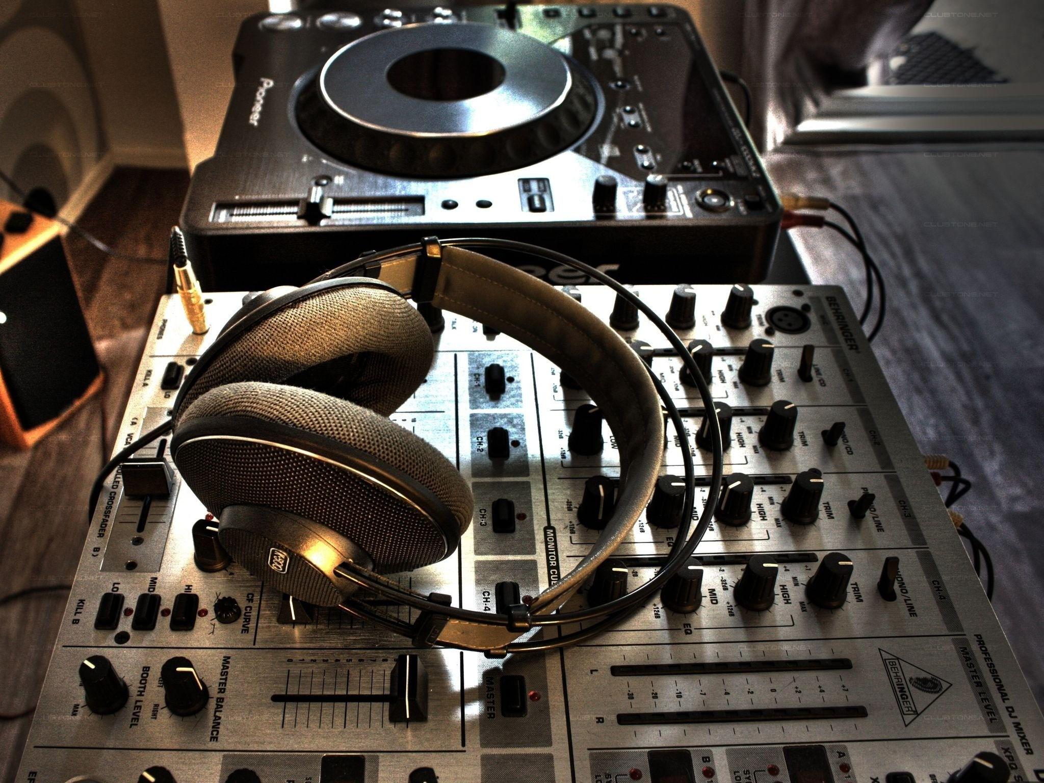Dj Mixer Images
