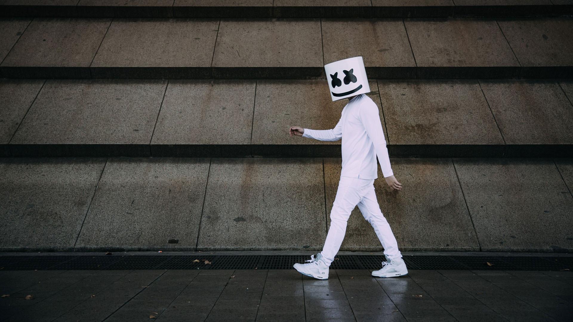 … Marshmello DJ Wallpaper in HD