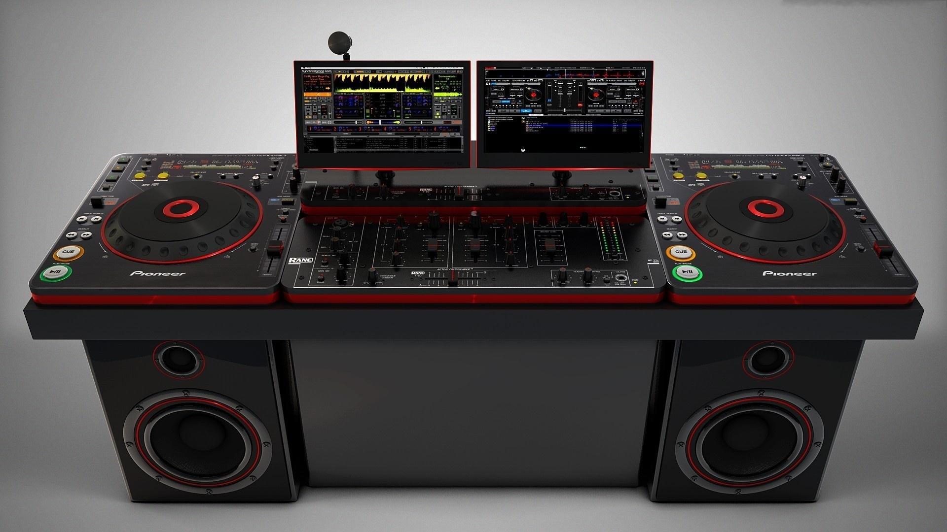 Musik – DJ Wallpaper