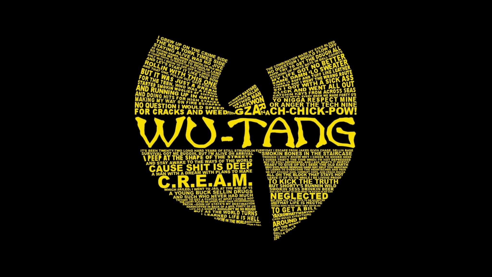 Preview wallpaper music, hip hop, rap, wu tang, clan 2048×1152