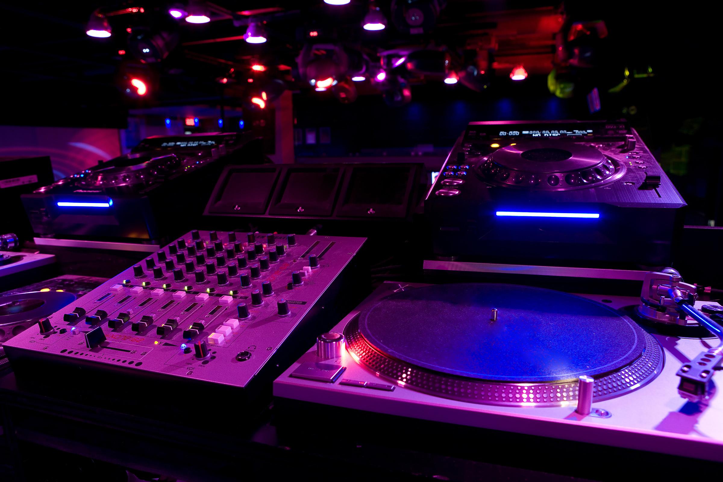 HD Wallpaper | Background ID:551124. Music DJ