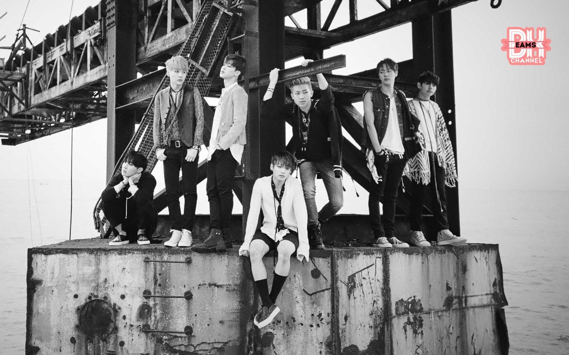BTS – I Need U [Hangul,English-romanization,Thai] Ins.w/vocal