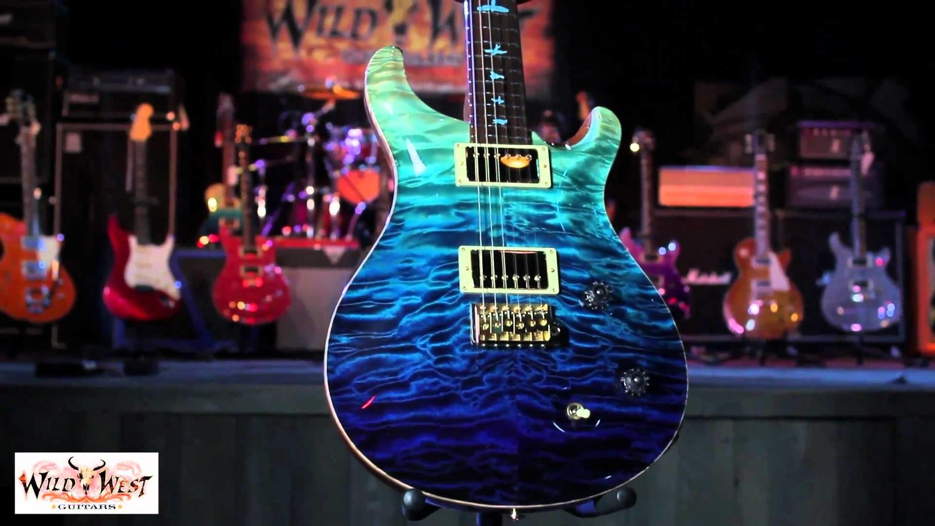 Wild West Guitars – PRS Guitars Video #6