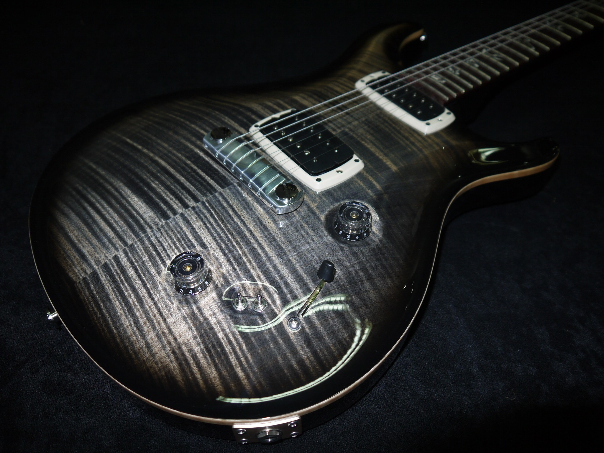 Paul Reed Smith Guitars Wallpaper Prs Paul Reed Smith / 408