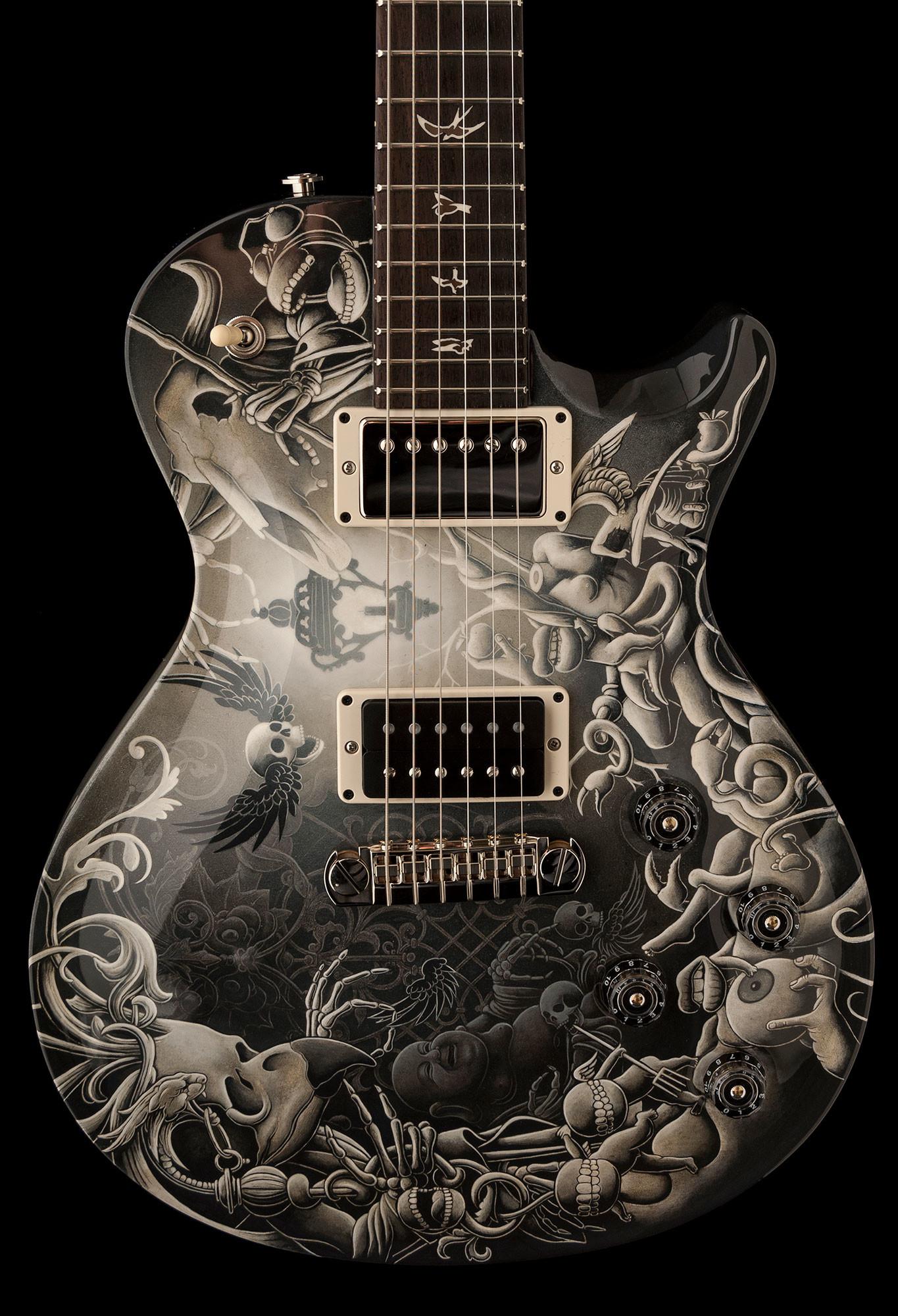 PRS Guitars Europe on