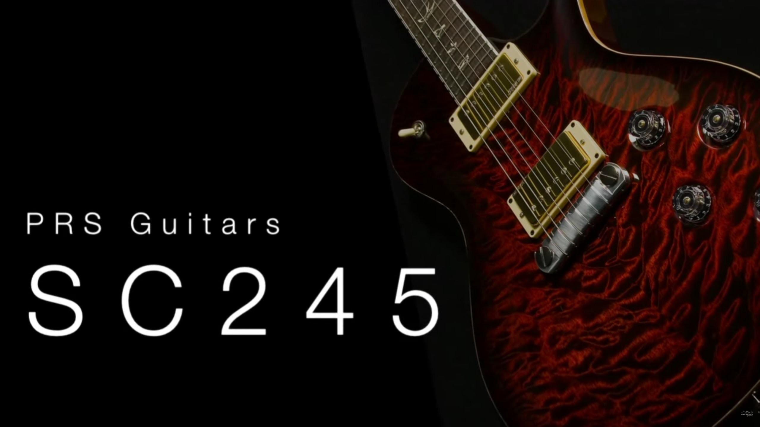 PRS SC245 • Wildwood Guitars Overview