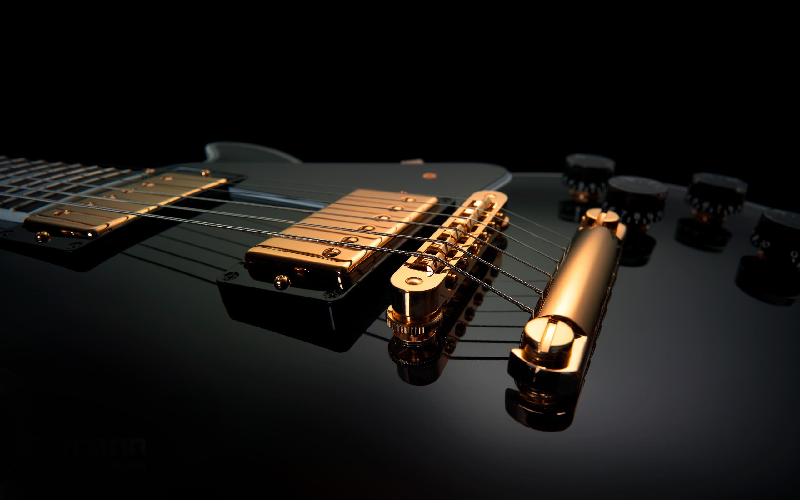 Hot HD Wallpapers Music Guitar Gibson Les Paul Electric Wallpaper