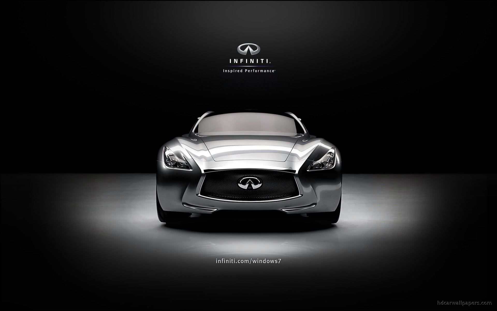 Infiniti Essence Concept for Windows 7 Wallpapers