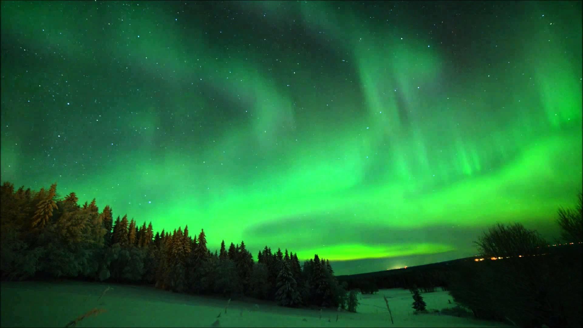 Aurora Borealis 4k Wallpaper Dancing Northern Lights