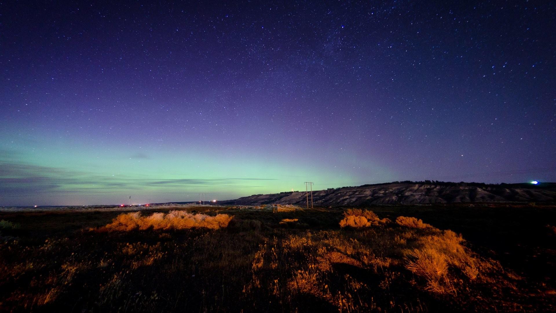 4K HD Wallpaper 2: Aurora Borealis