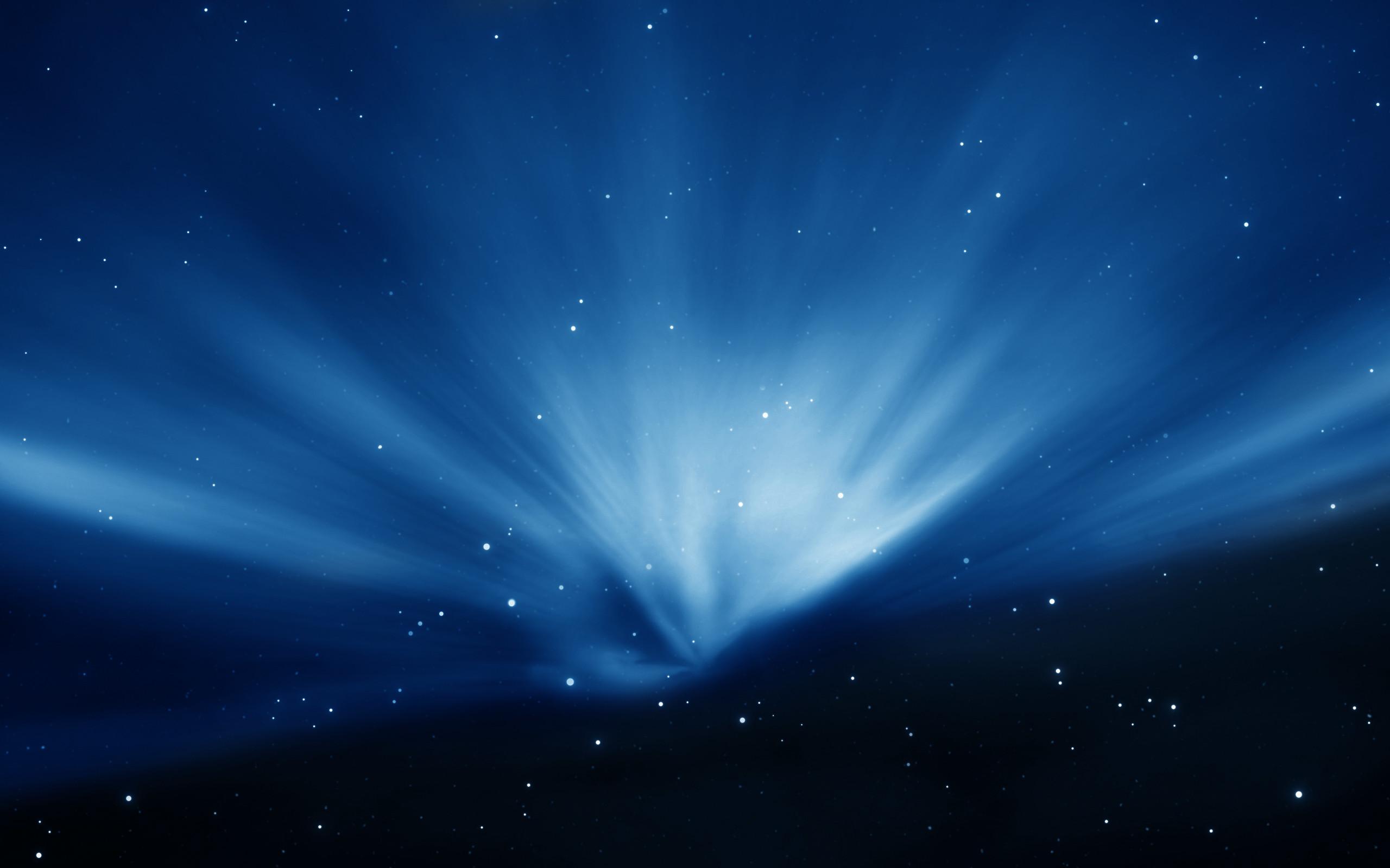 Apple Sky Blue Aurora