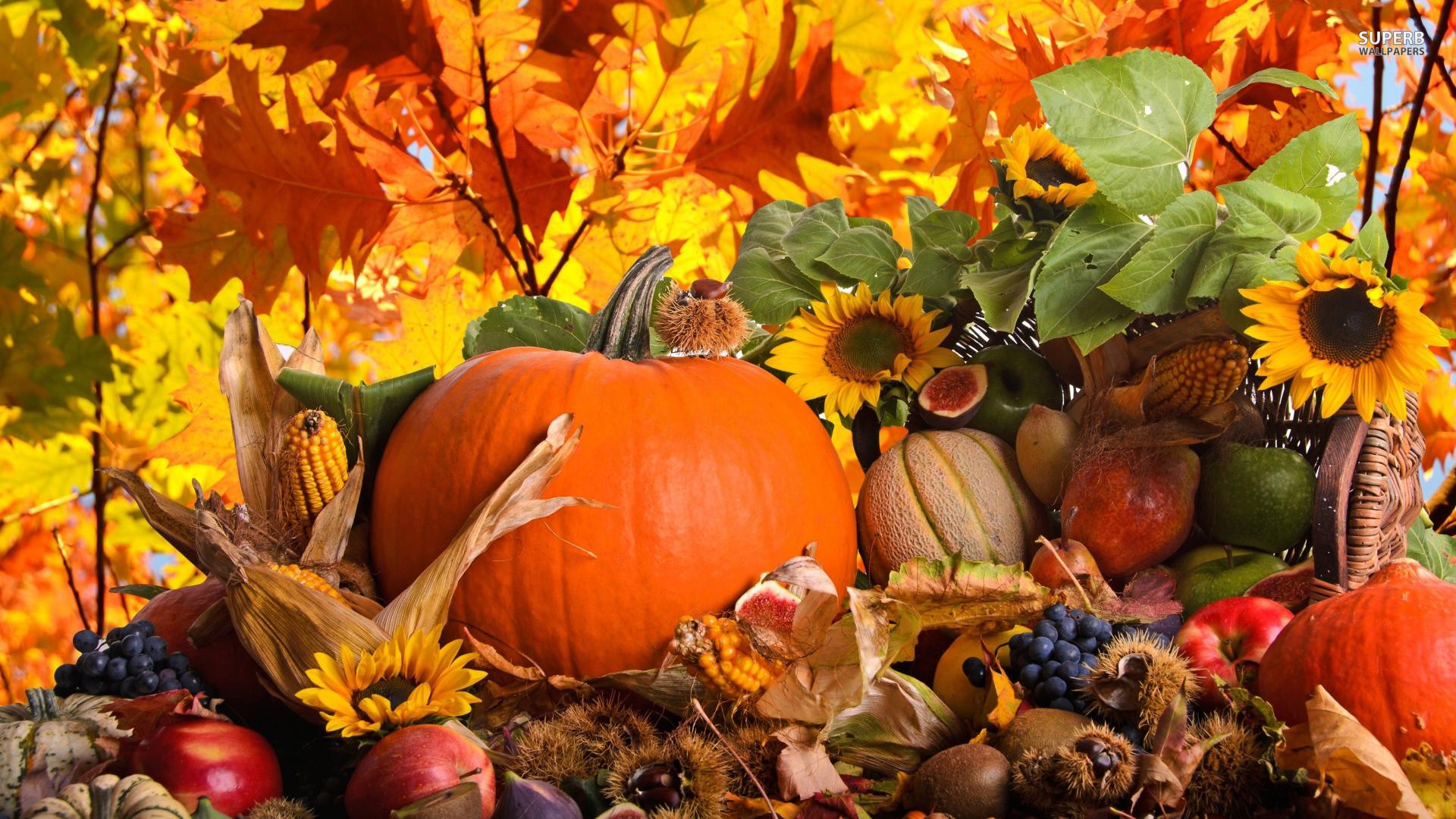 Art autumn wallpaper HD.