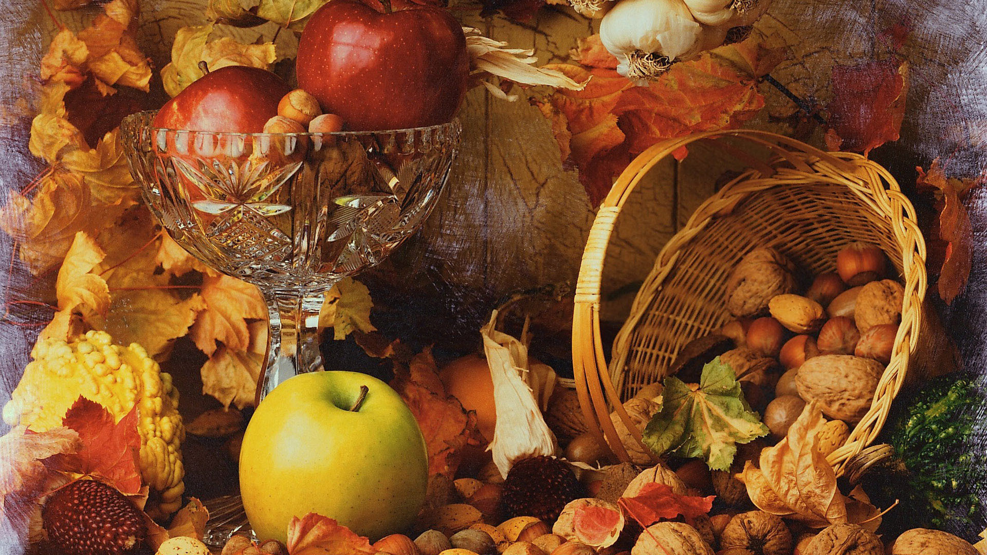 Harvest in Autumn Wallpapers, Wallpapers .