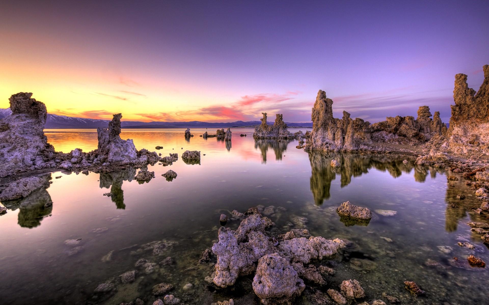 Landscape 4K Ultra HD Wallpaper | nature lake sunset landscape ultrahd 4k  wallpaper wallpaper background