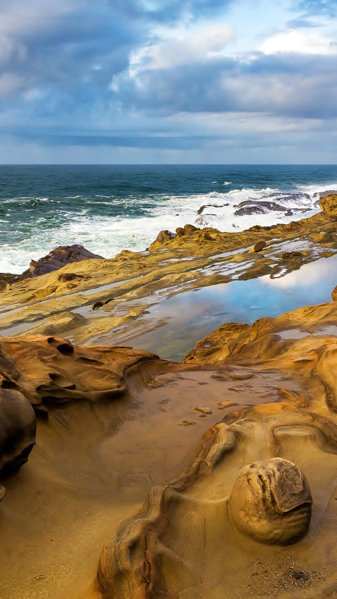 Landscape 4K Ultra HD Wallpaper | Ocean landscape 4K Ultra HD wallpaper | 4k -Wallpaper