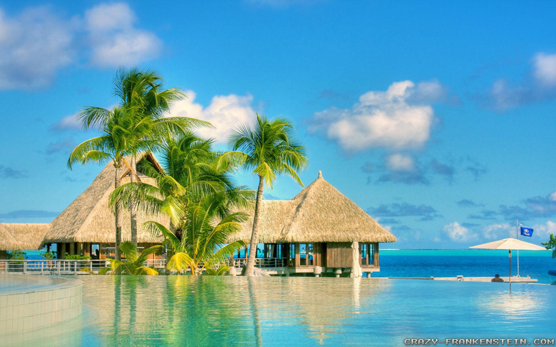 Beautiful Summer Screensavers. 1920×1200. Seascape Wallpaper 29203