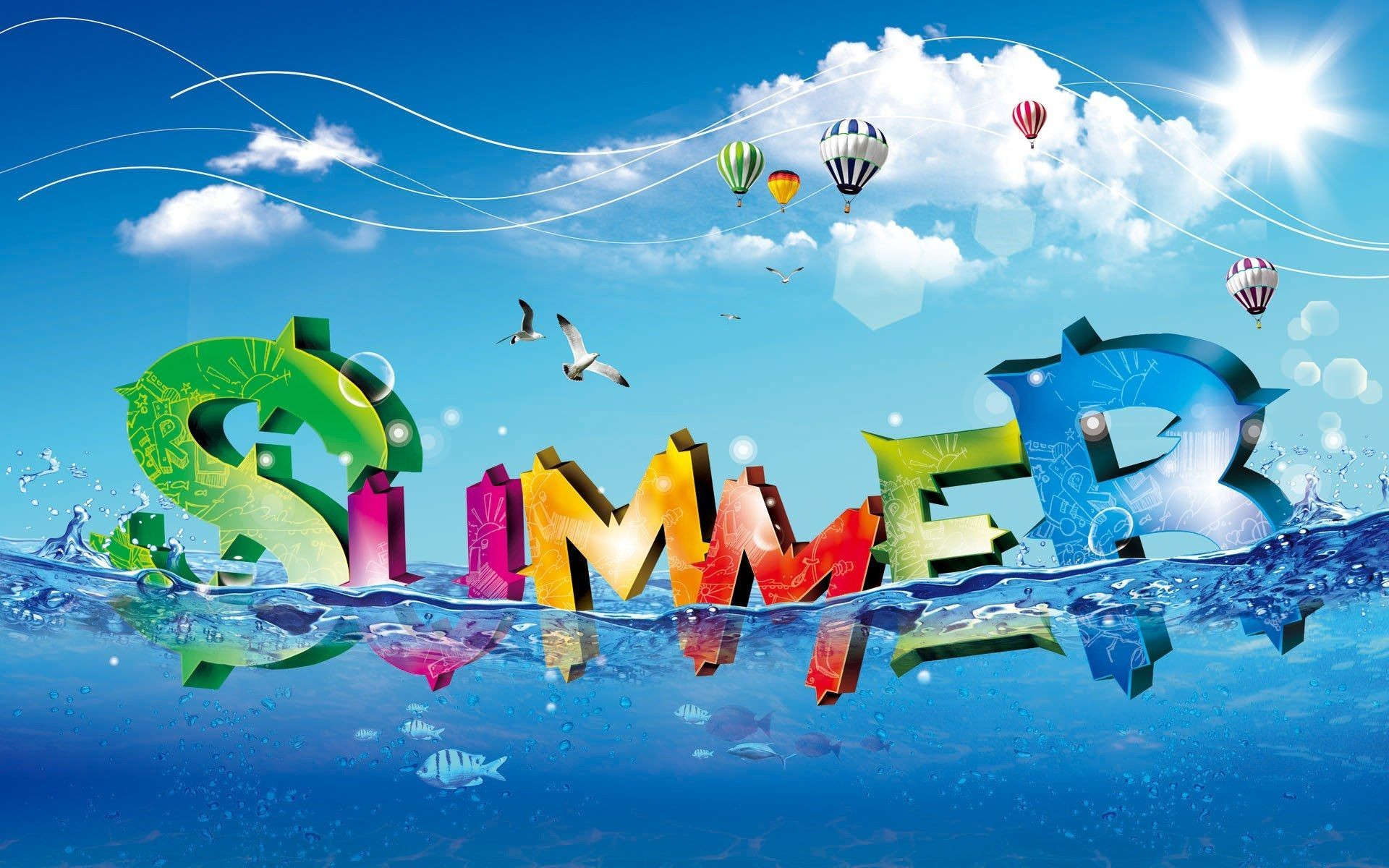 Desktop Backgrounds Summer Wallpaper