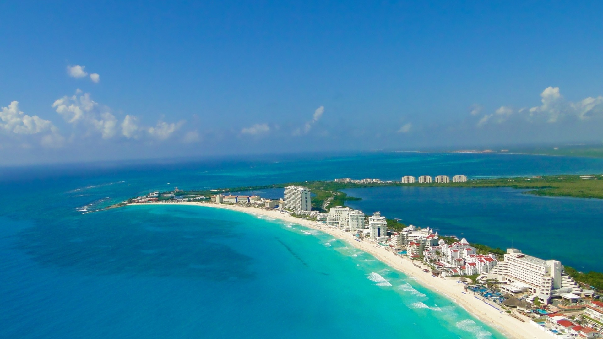 Related Wallpapers from Free Summer Screensavers. Beautiful Cancun Beach  Pictures