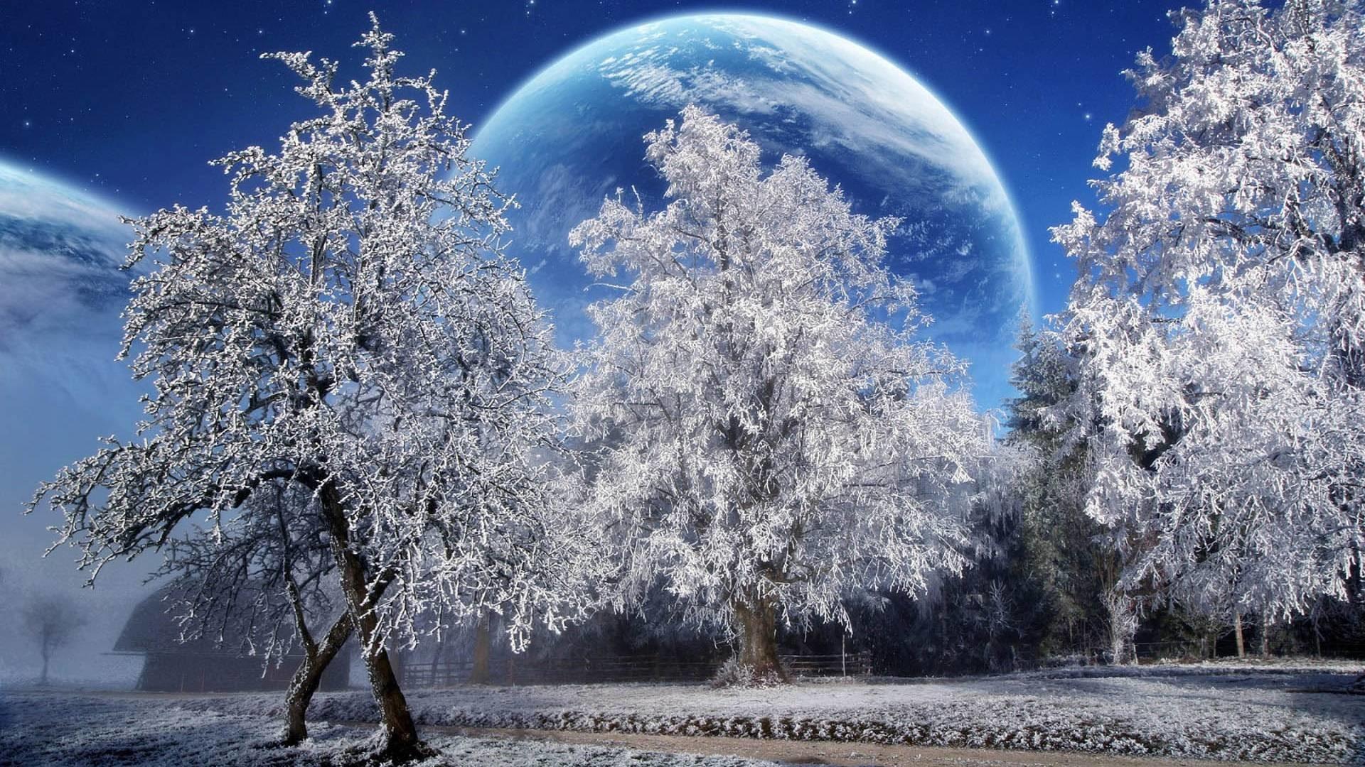 Wallpapers For > Beautiful Winter Wallpapers For Desktop