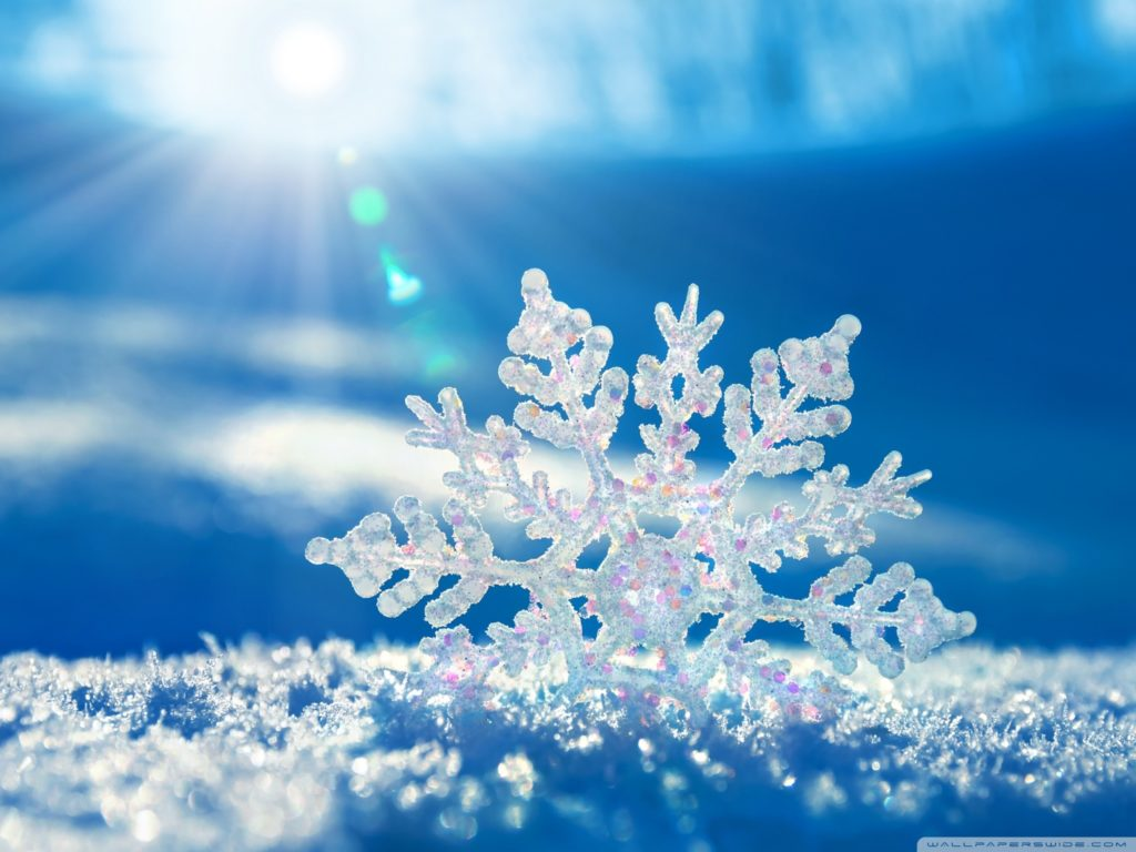 Cute Winter Desktop Wallpaper