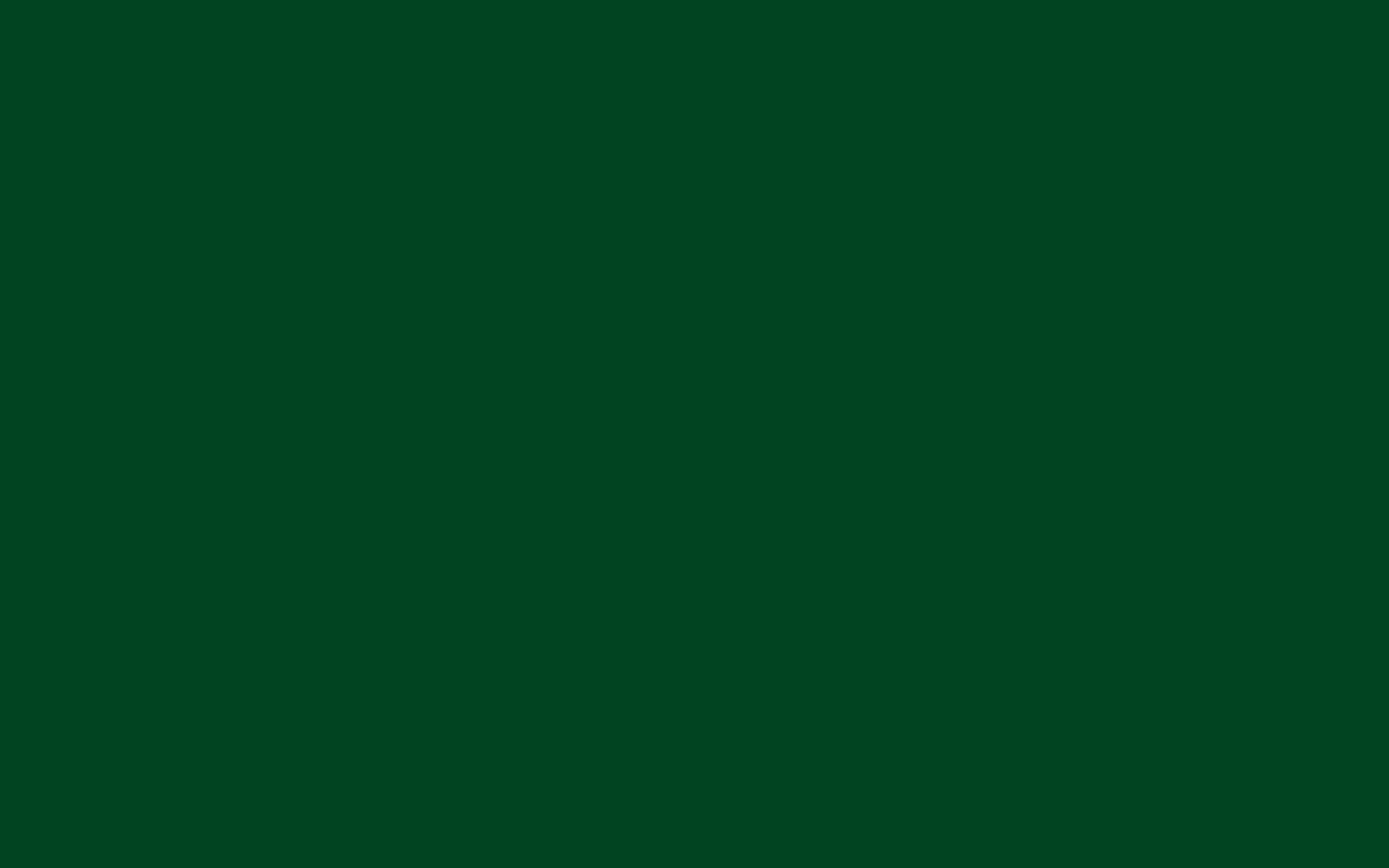 UP Forest Green Solid Color Background