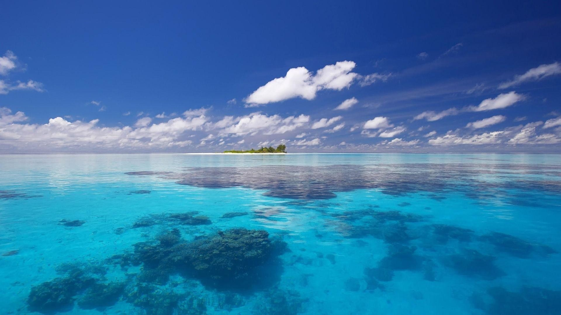Tropical Island HD Computer Background Wallpaper | Background Download