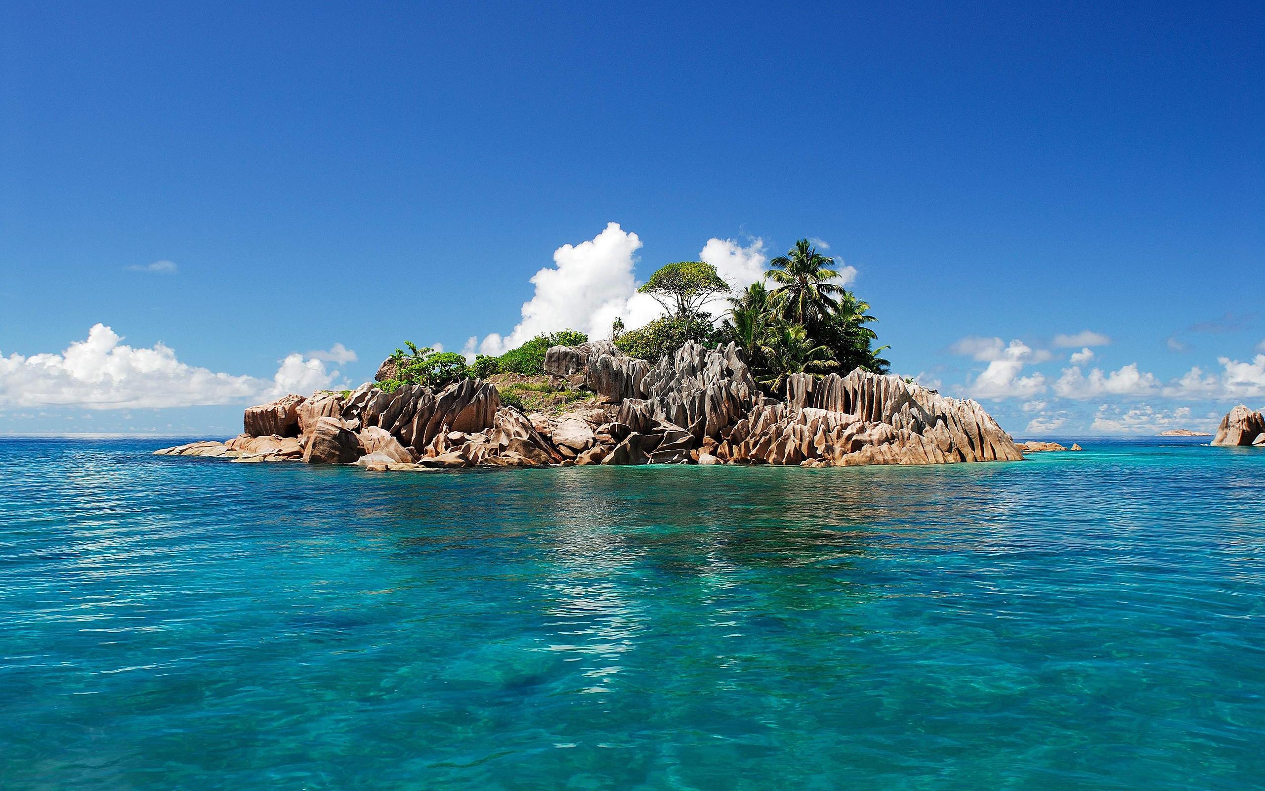 Beautiful Tropical Island Wallpaper Desktop Wallpaper with .