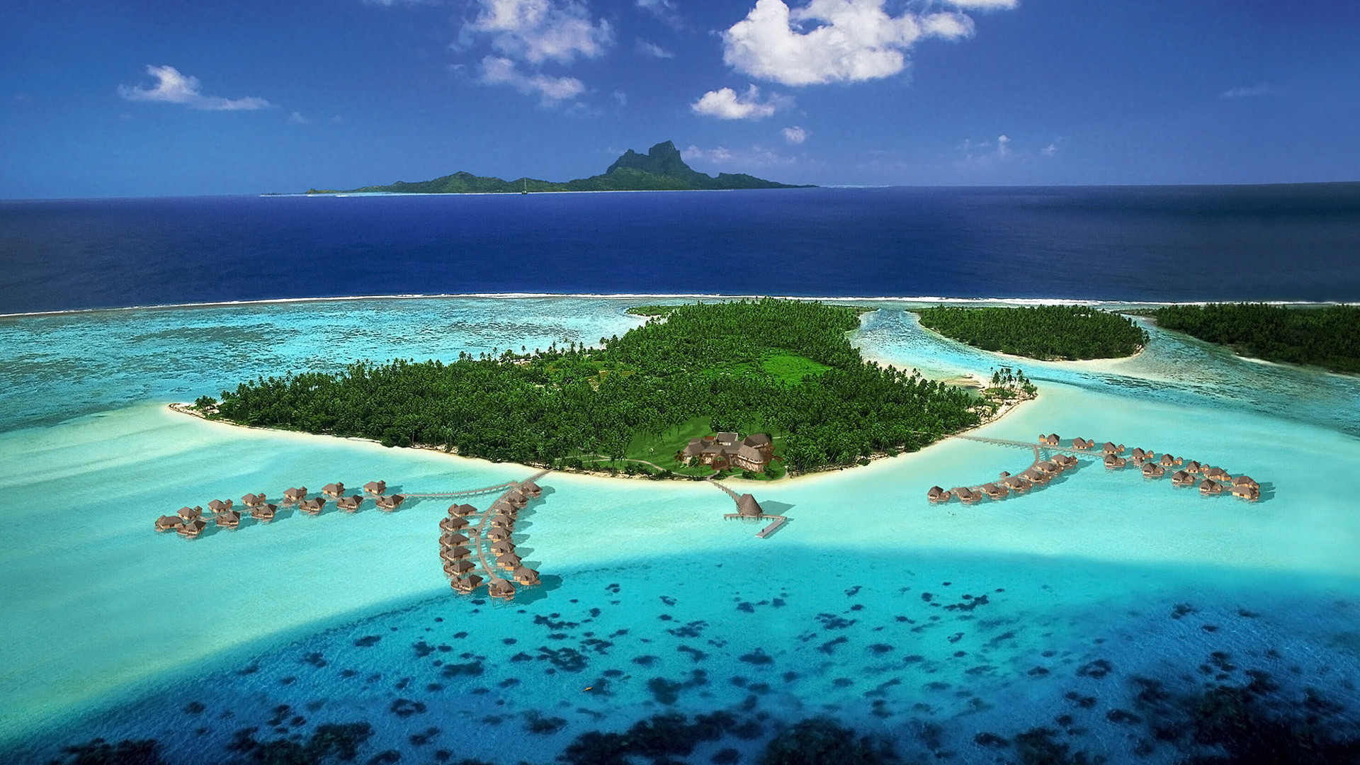perfect french polynesia resort computer wallpapers desktop backgrounds  with hd island wallpaper
