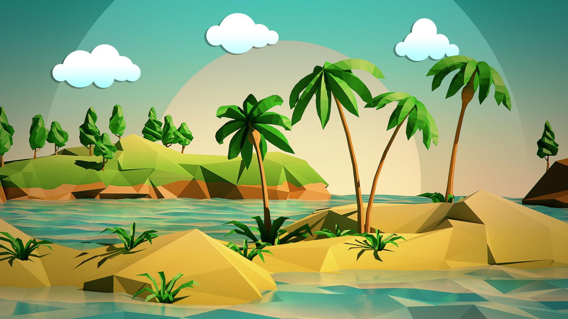 best 3d nature wallpaper