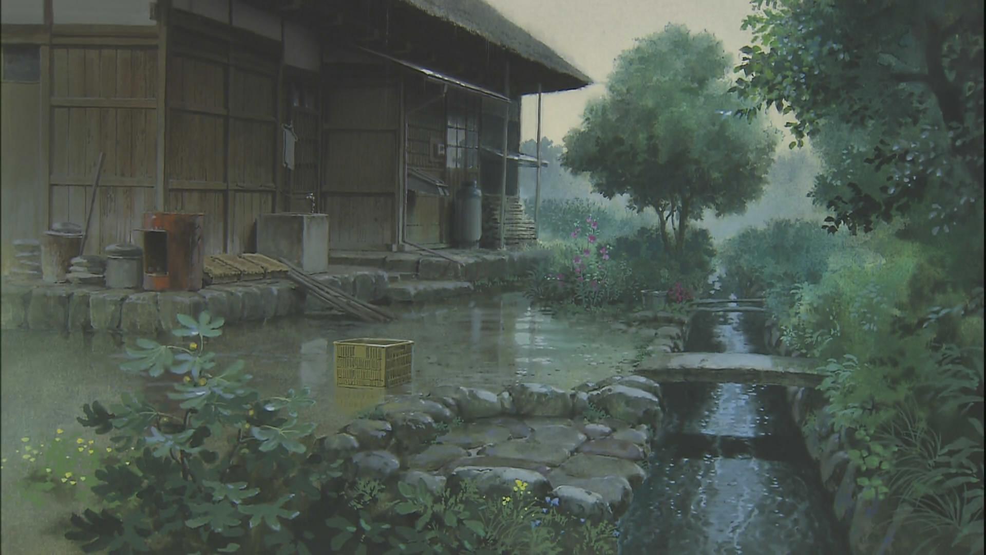 Beautiful Anime Backgrounds