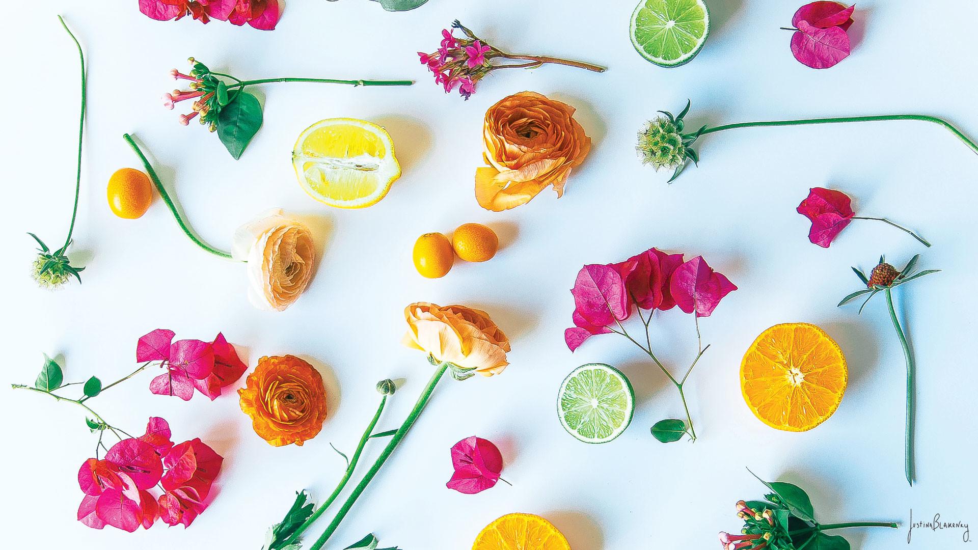 florals. I'm sharing a free spring desktop Wallpaper …