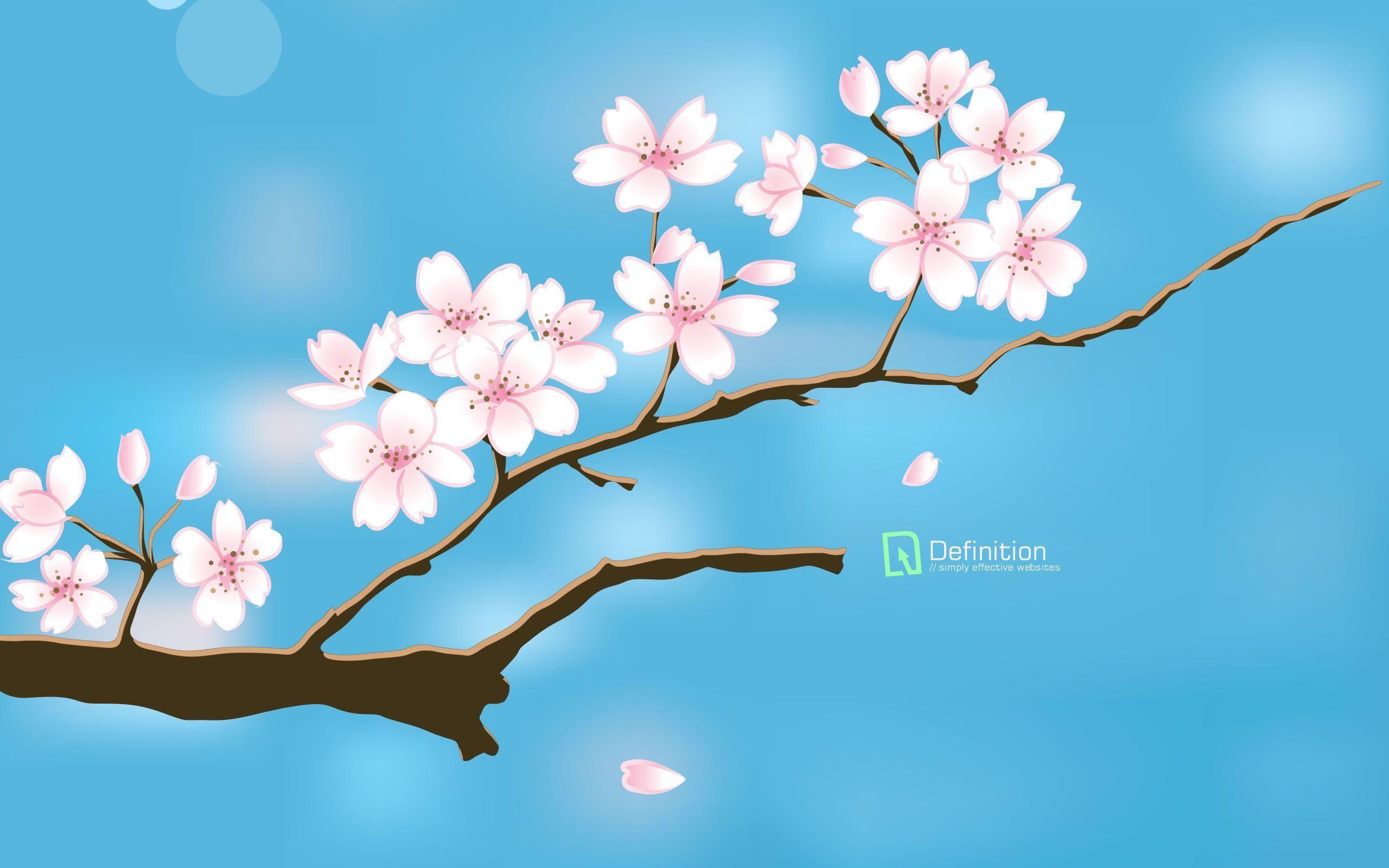 Free Spring Flower Desktop Wallpaper Wallpaper | FlowerHDWallpaper