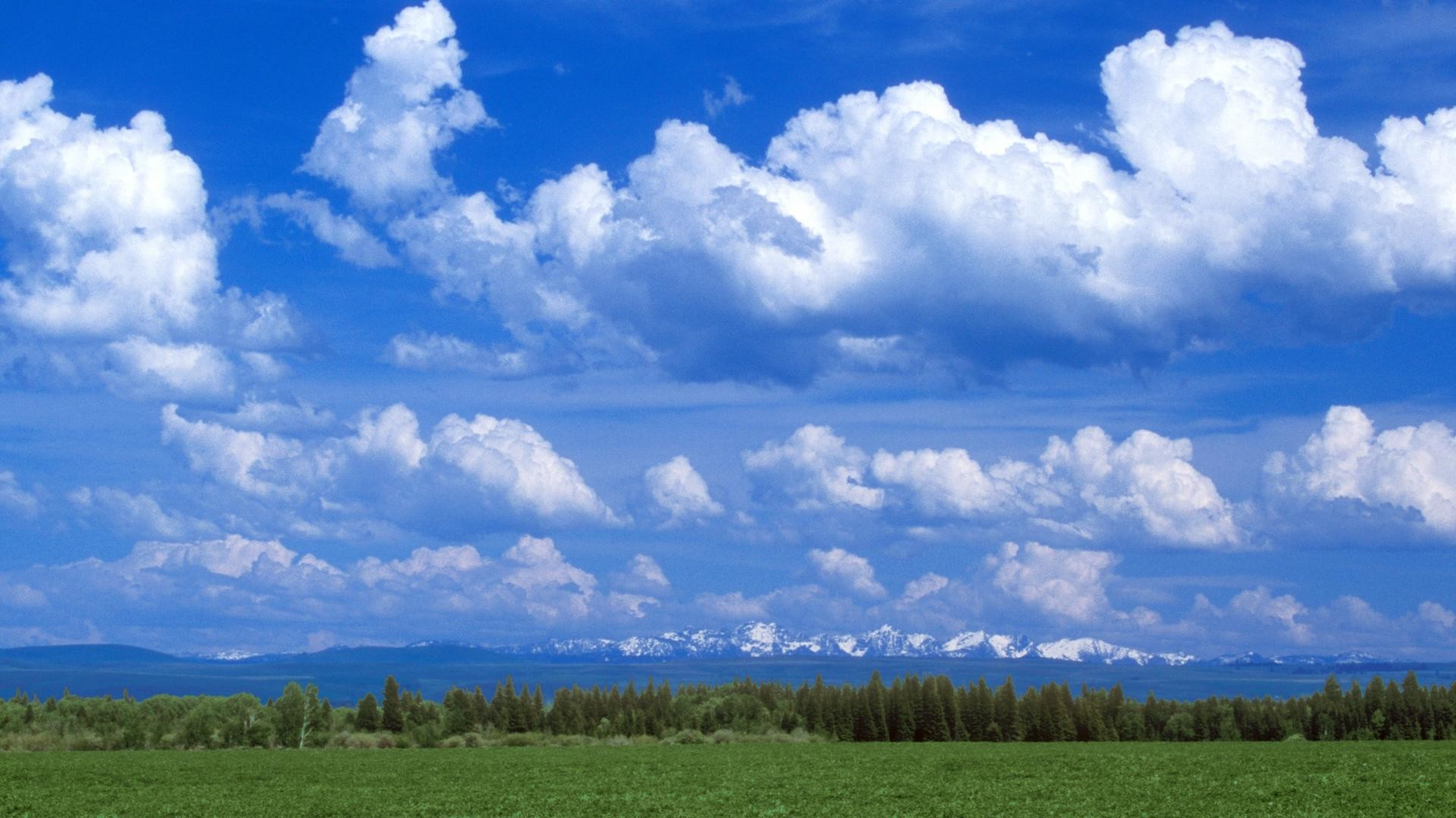 Backgrounds Oregon Background Joseph Partly Sky Cloudy HD wallpapers .