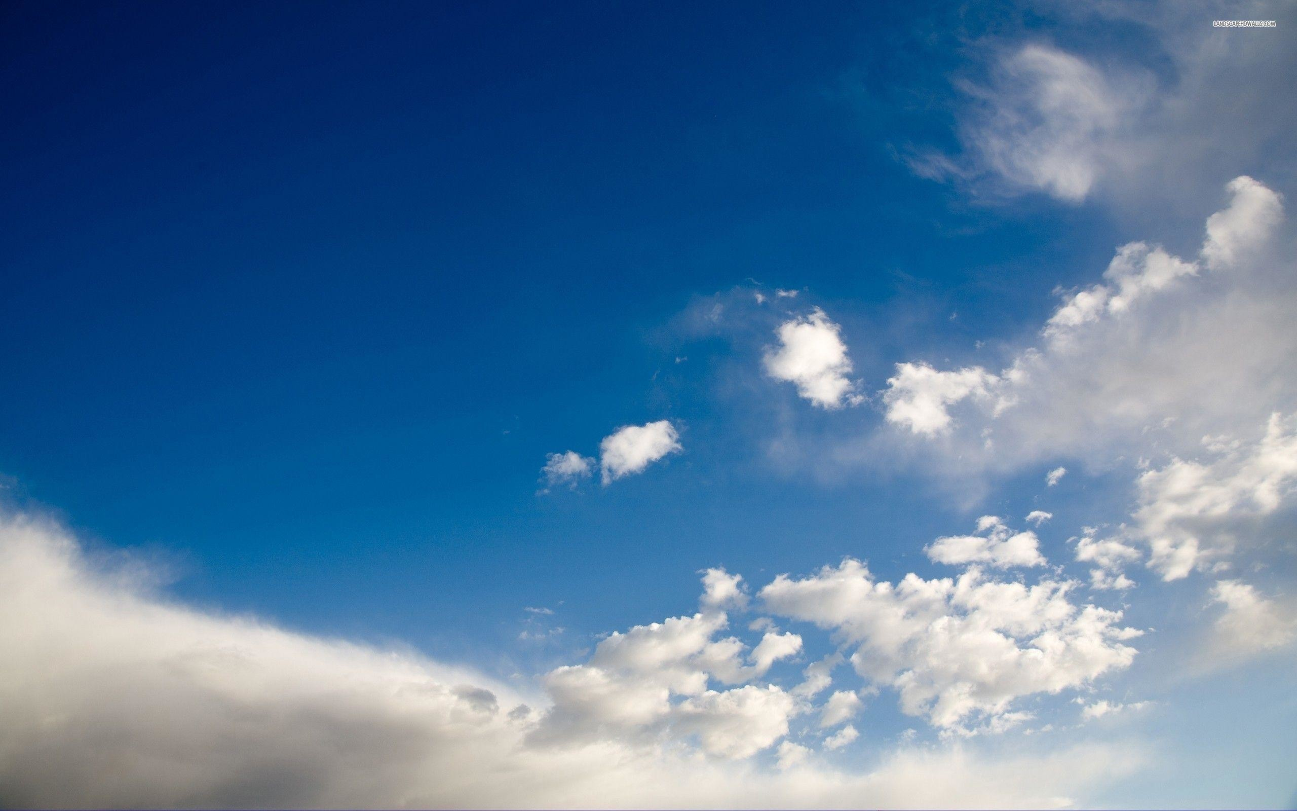 Cloudy Sky wallpaper #
