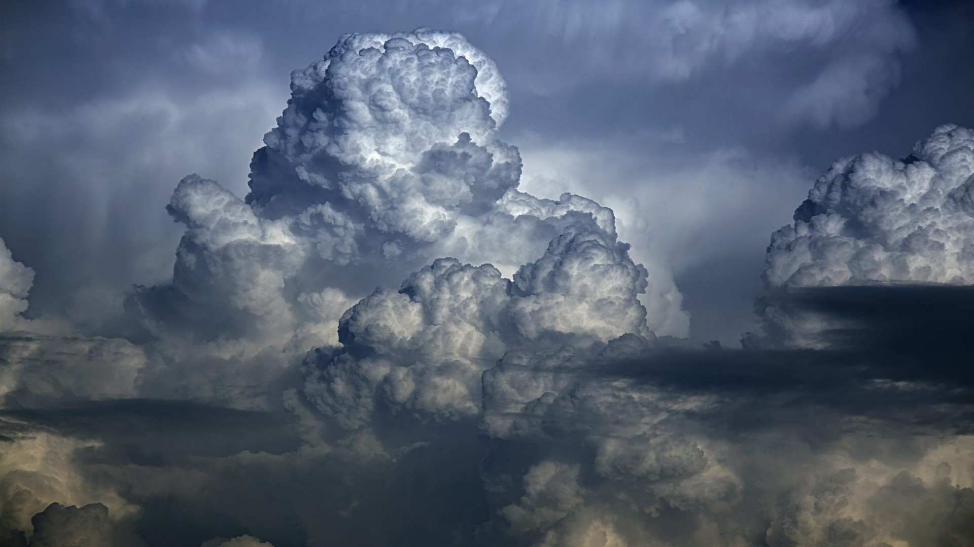 nature, Clouds, Overcast, Sky Wallpapers HD / Desktop and Mobile Backgrounds