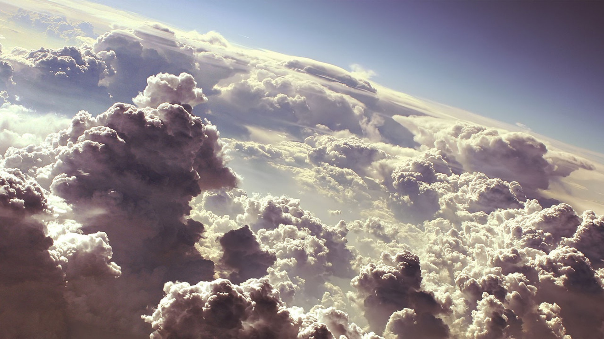 Download Cloud Background Images HD Wallpaper of Nature .