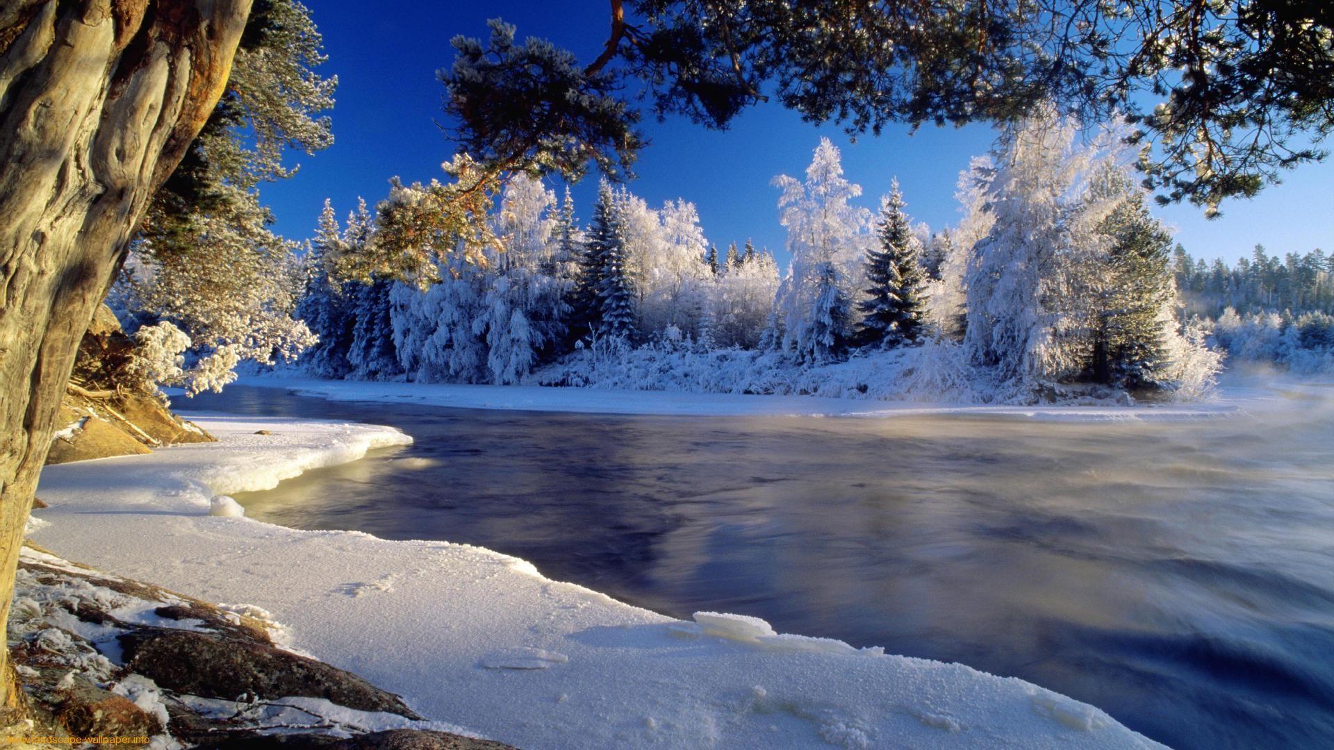 Winter Wallpapers For Desktop Backgrounds (76 Wallpapers) – HD Wallpapers