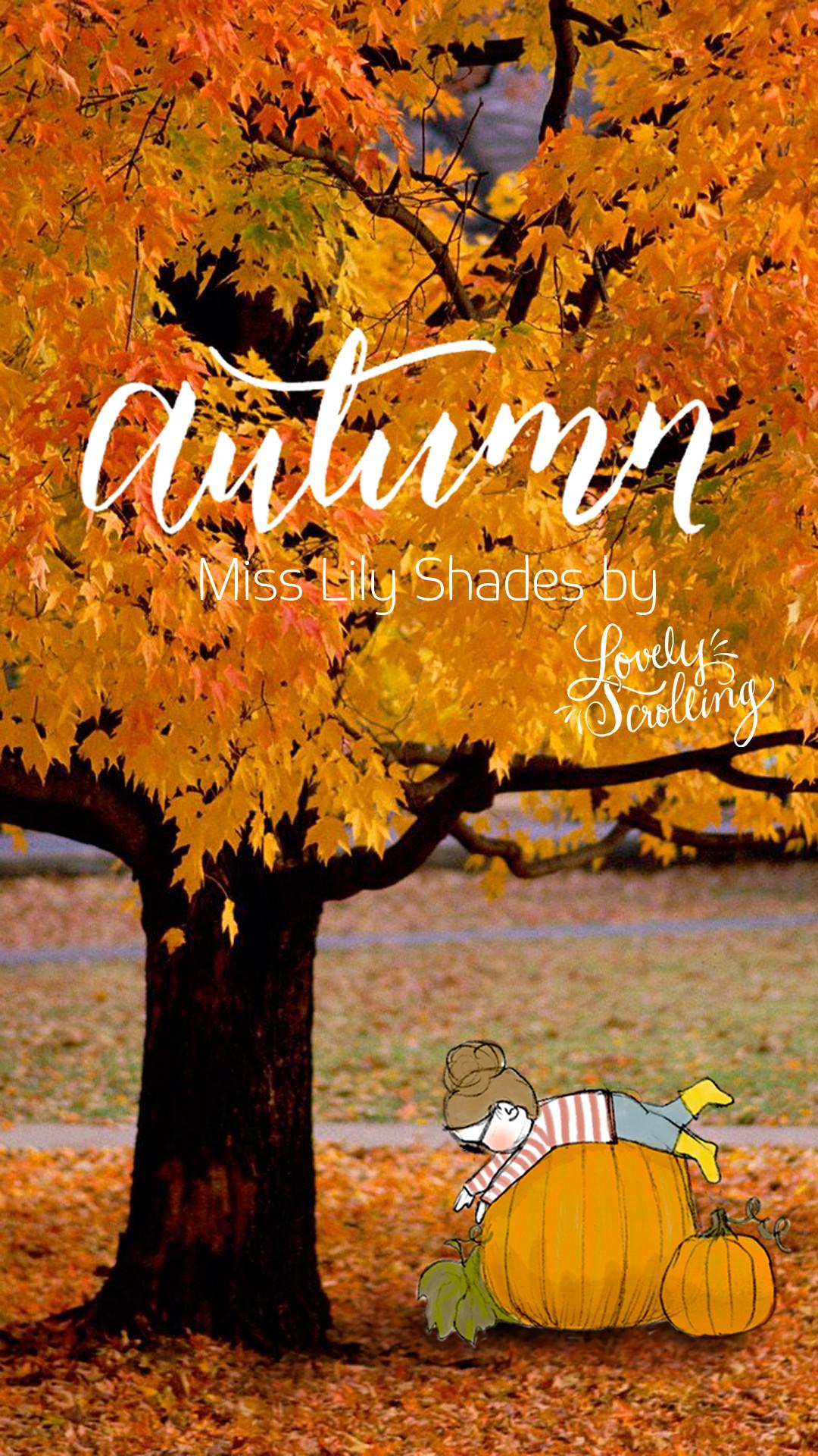 wallpaper-autumn_iphone6 …