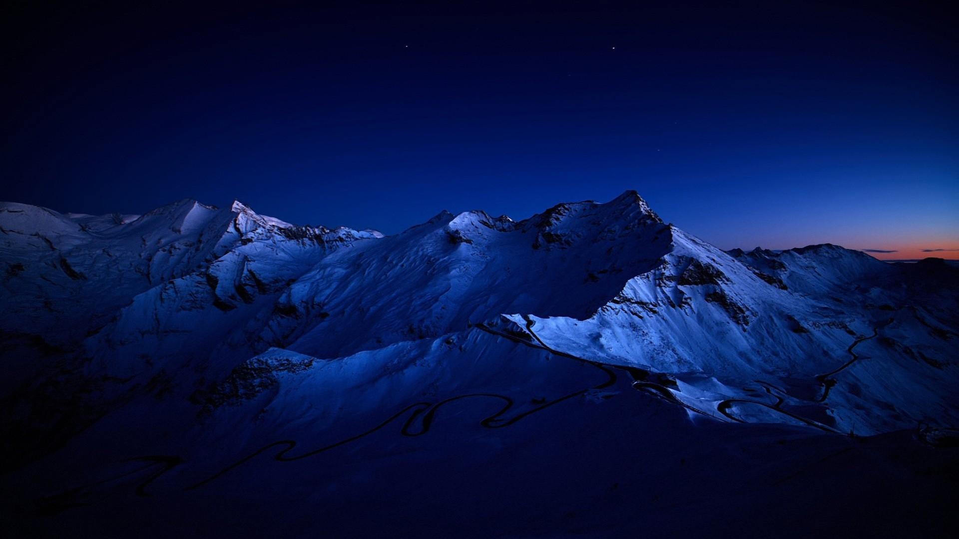 Night Mountain Wallpapers Free ~ Sdeerwallpaper