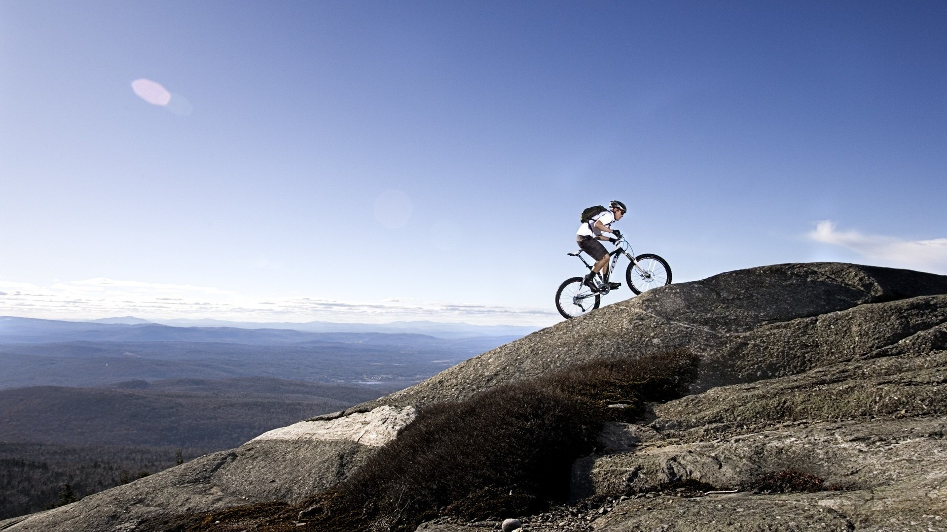 Mountain Bike. How to set wallpaper on your desktop? Click the  download link from above and set the wallpaper on the desktop from your OS.