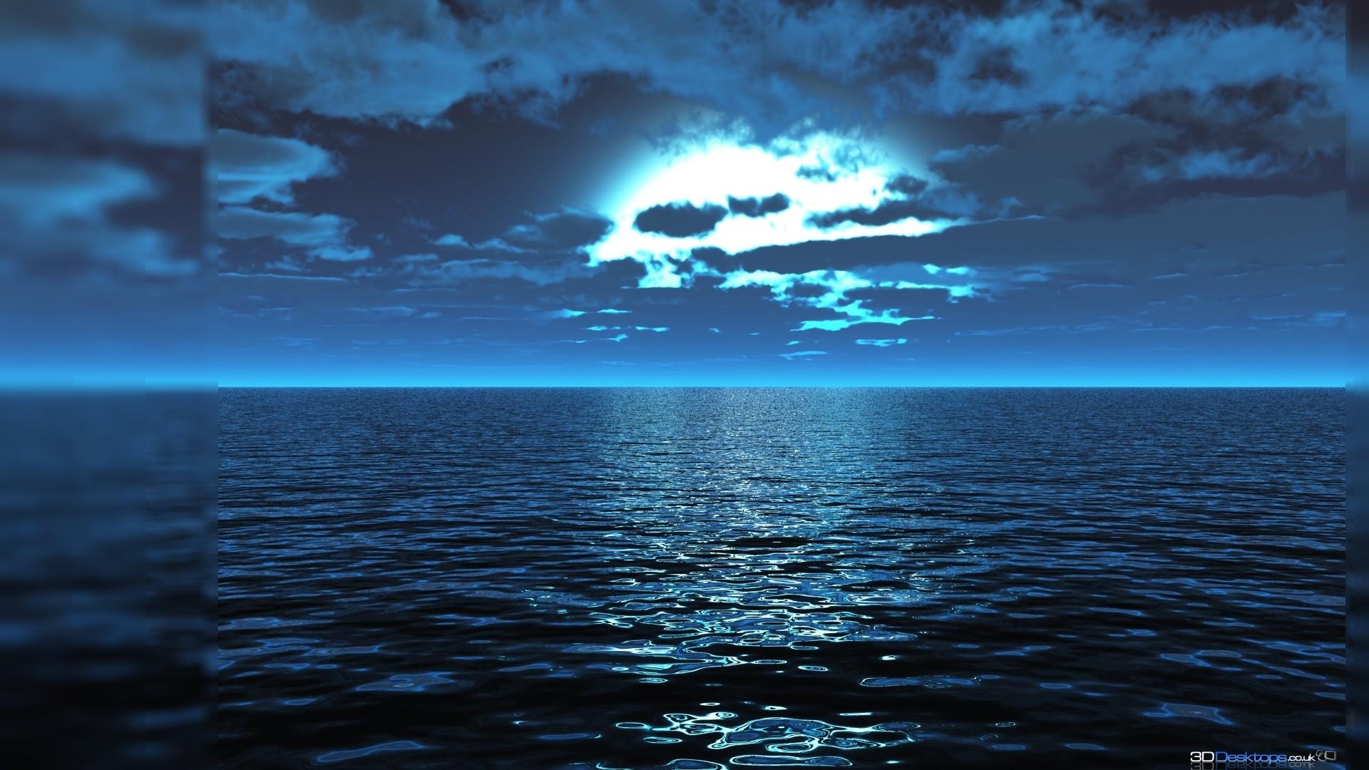 Earth – Ocean Wallpaper