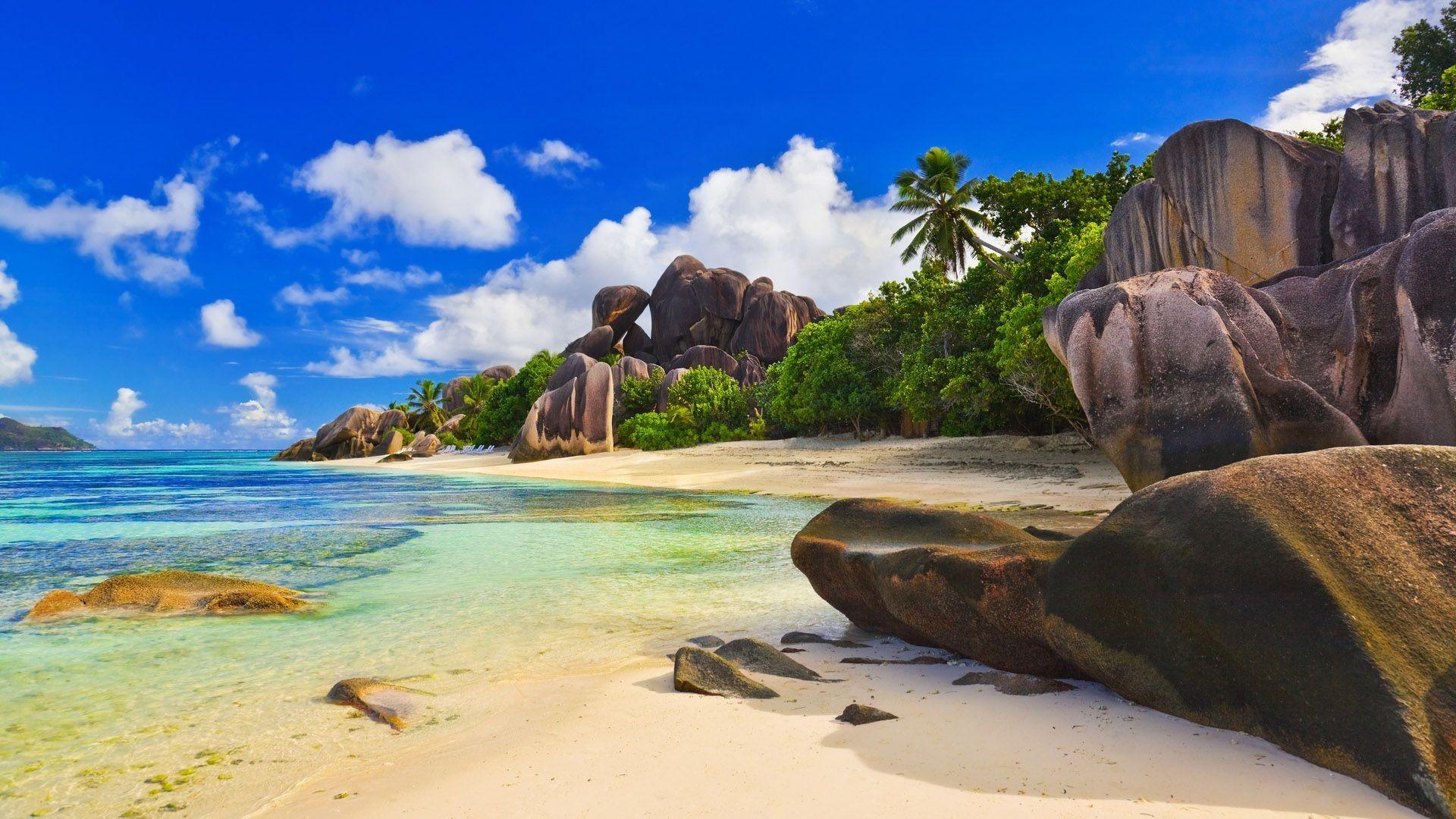 Beach Desktop Backgrounds Best HD Desktop Wallpapers .