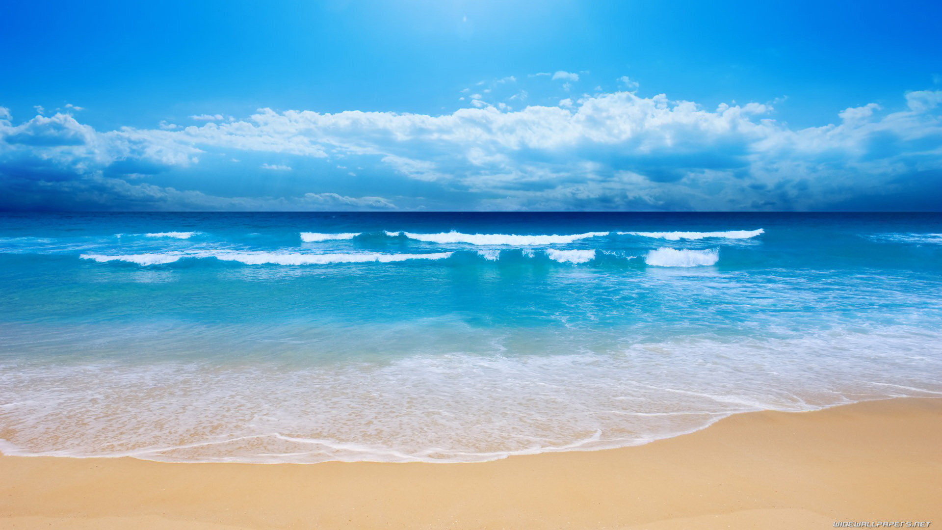 Full HD Beach Wallpaper