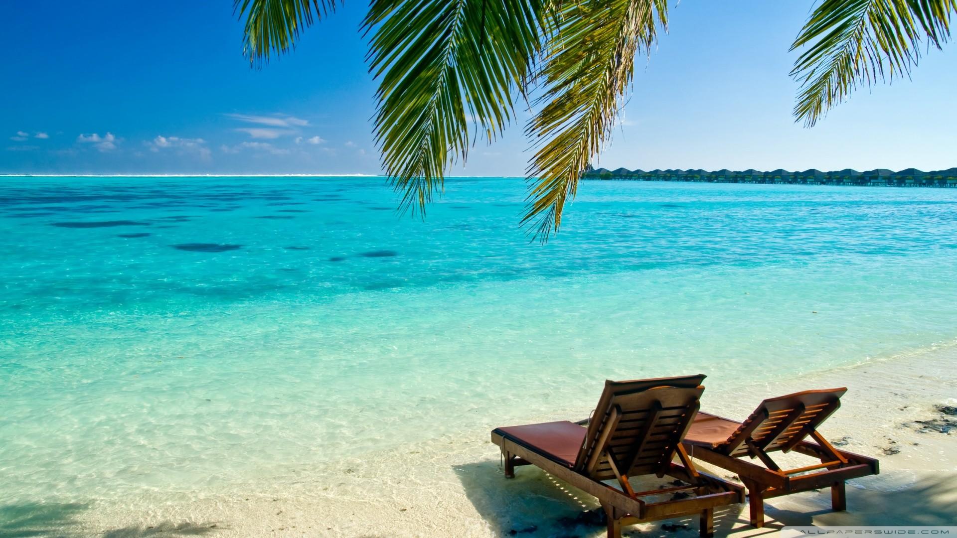 Beach Relaxing Wallpaper