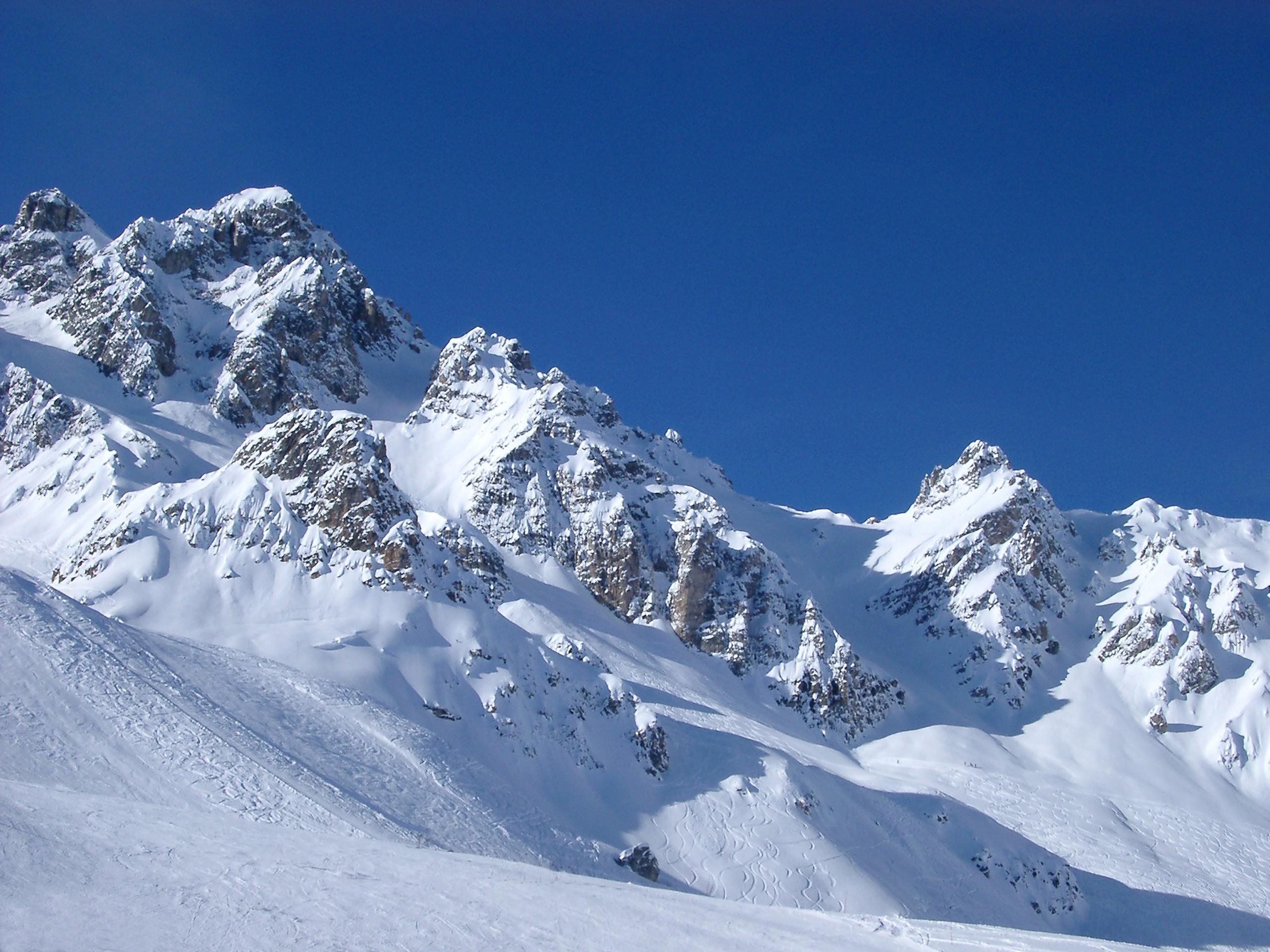 Winter And Snow Scenes