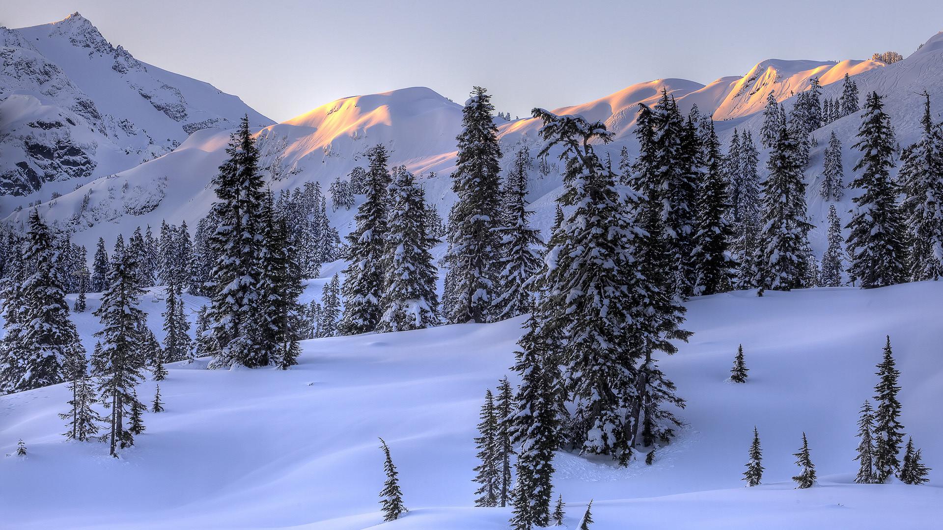 1080p Snow Scenes Vol.2 No.13 – 1920×1080 – PicRolls – Free Wallpaper